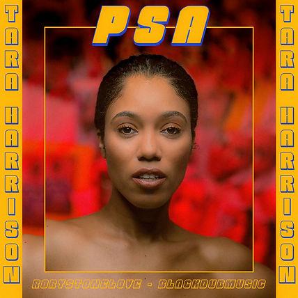 Tara Harrison & Rory Stone Love - PSA Single Cover