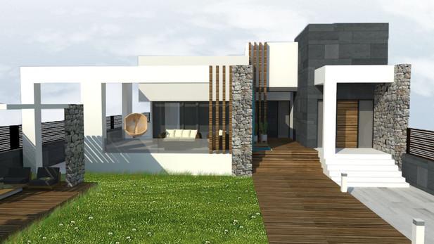 Ισόγεια κατοικία στην Νέα Σαλαμίνα