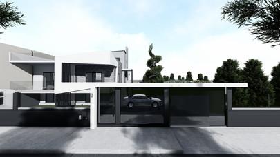 Ανακαίνηση όψεων κατοικίας