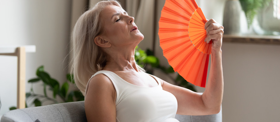 Women's Health Series: Menopause