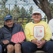 Our Fab Four Super Seniors!