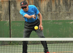 IN THE NEWS, LAKE OSWEGO REVIEW:  Pickleball finds a home in Lake Oswego