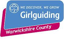 Girlguiding Warwickshire County Logo