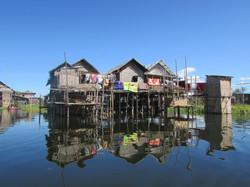Casas Inle Lake