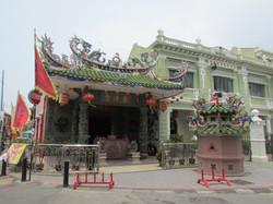 Templo Chino en Penang, Malasia