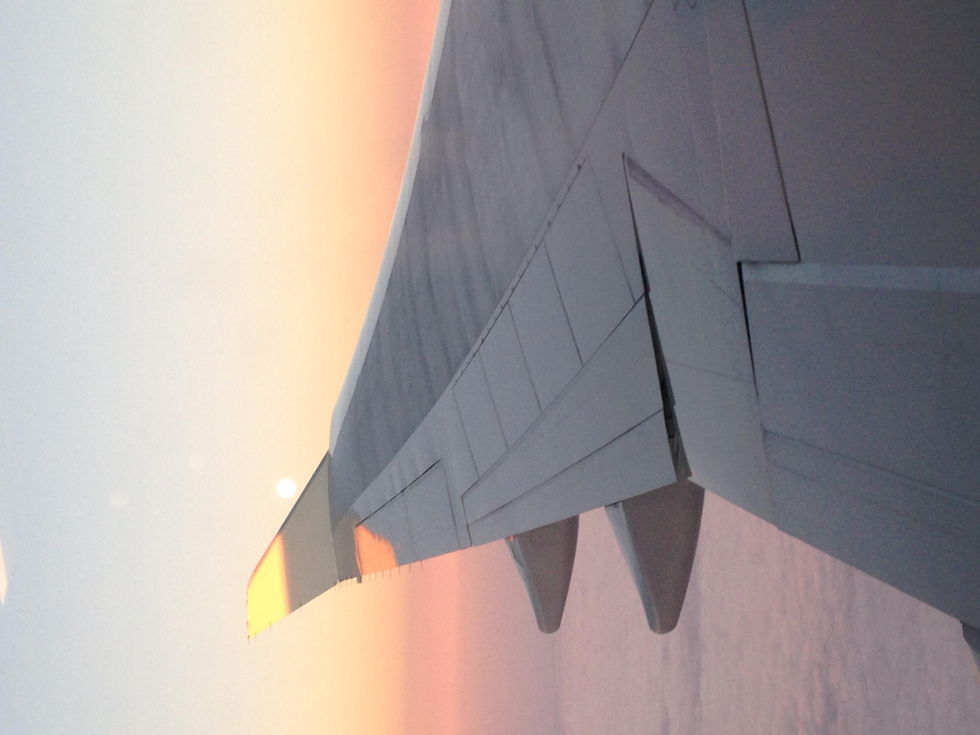 Avión a Asutralia