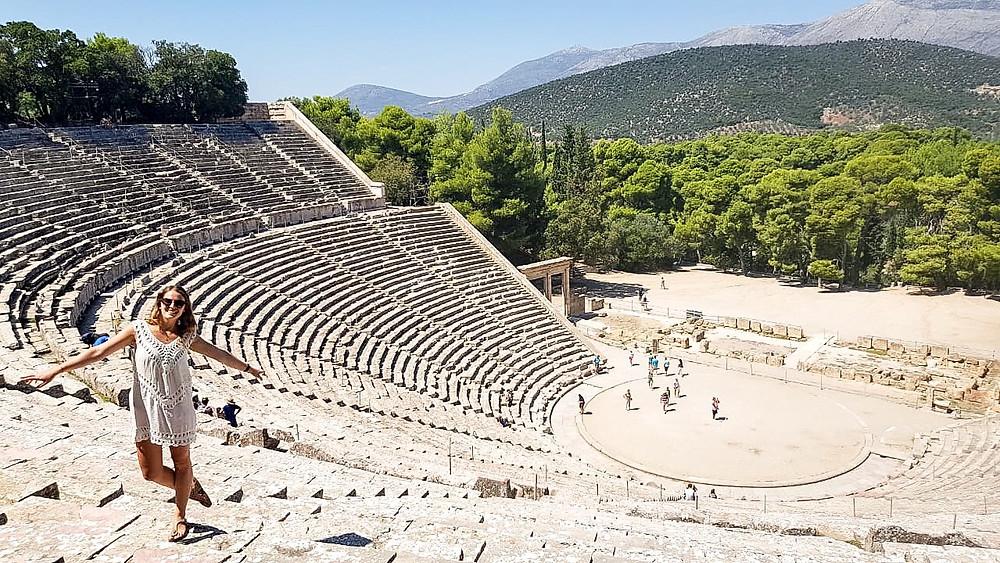 Anfiteatro de Epidaurus