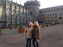 Dublín con mamá