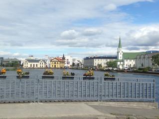 Inmersa en la cultura Islandesa