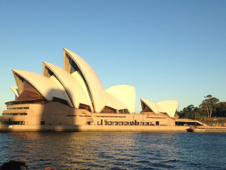 Paraíso Australiano, Parte I