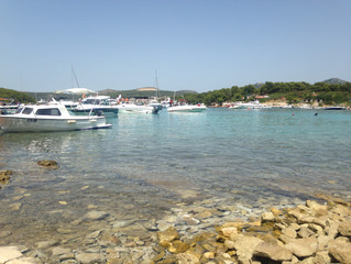 Navegando por Croacia