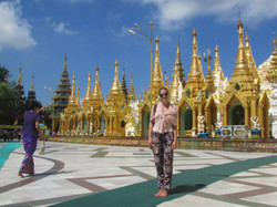 Gran templo, Yangon