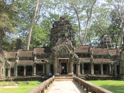 Angkor Watt, Camboya