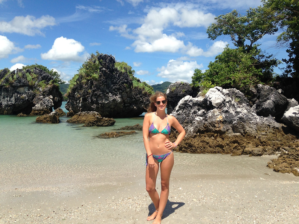 Playa escondida Ao Nanag