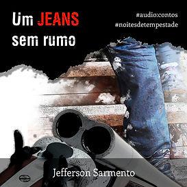 Um jeans sem rumo - capa audioconto_edit