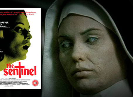 A sentinela dos malditos (The sentinel, 1977)