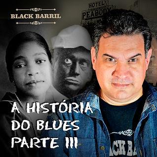 A História do blues parte 3 - banner ins