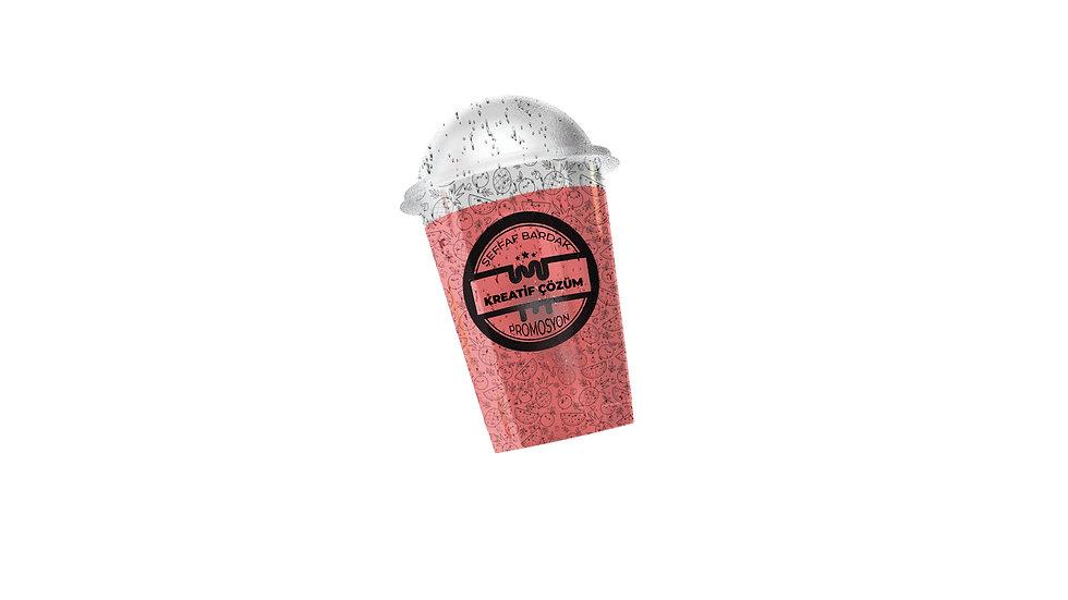 Şeffaf Plastik Bardak