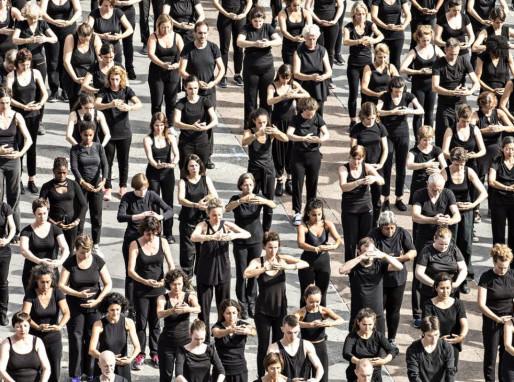 Participez à un projet participatif de danse