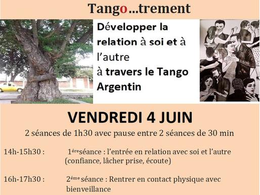 Découverte du tango Bien - être