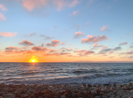 Shifting Paradigms at Sunset