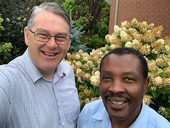 Pastor Phil & Pastor Adrien