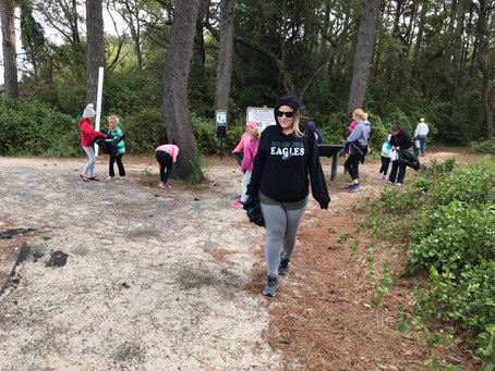 Roaring Point Cleanup