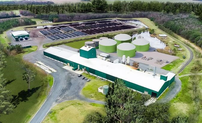 Bioenergy Devco seeks county approval to convert former Perdue composting plant