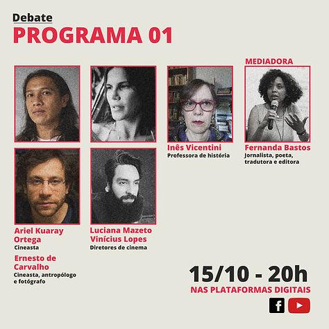 Debate programa 01