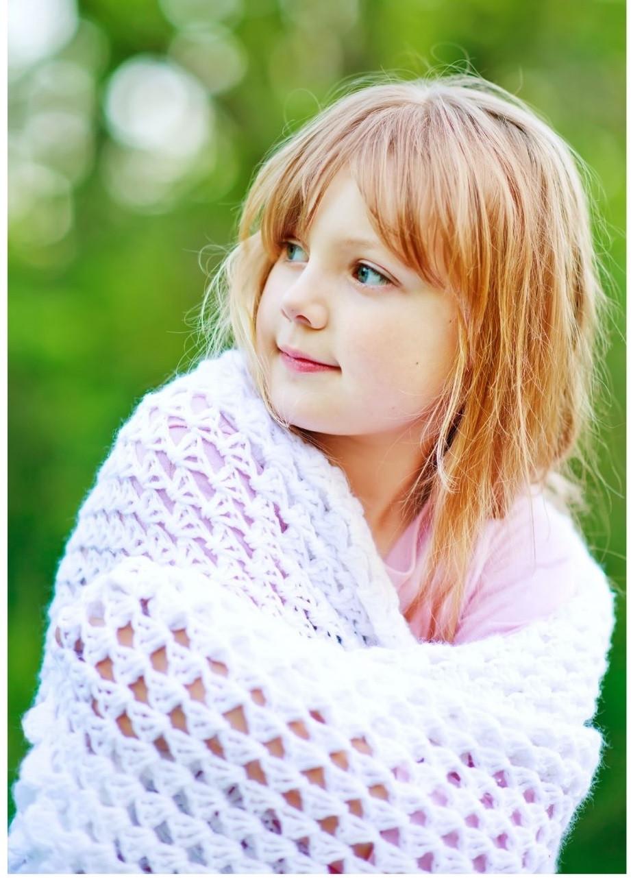 Girl on warm clothes - Nicks