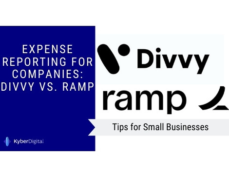 Expense Reporting for Companies: Divvy vs. Ramp