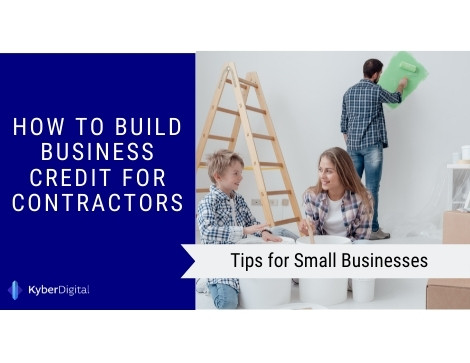 How to Build Business Credit for Contractors