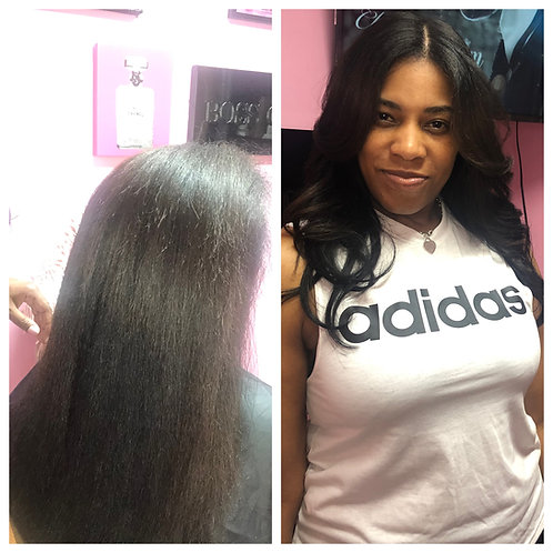 Custom Clip - INs (plush body wave only)