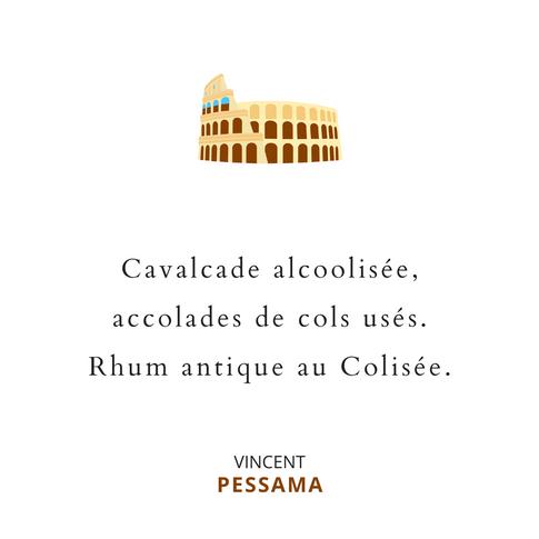Haiku poeme court Pessama