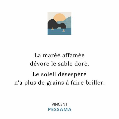 Poete Vincent Pessama