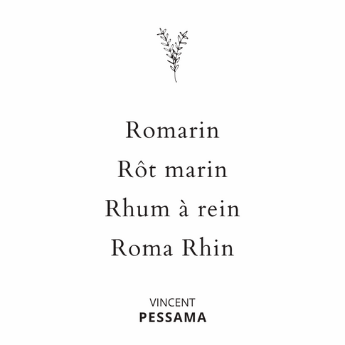 Jeu de mot Pessama