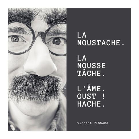 Citation celebre moustache