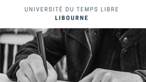 Un cycle de 12 ateliers d'écriture à Libourne