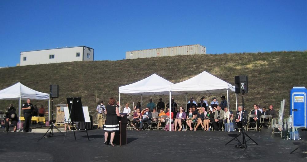 courtyard marriott press event