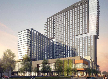 And, They're Off! Omni Louisville Hotel Opens this Week