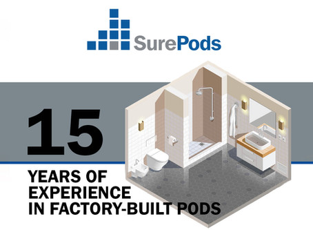 The Proof is in the Numbers: SurePods equals speed, simplification, superior quality