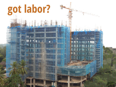 Is Finding Construction Site Labor a Problem?
