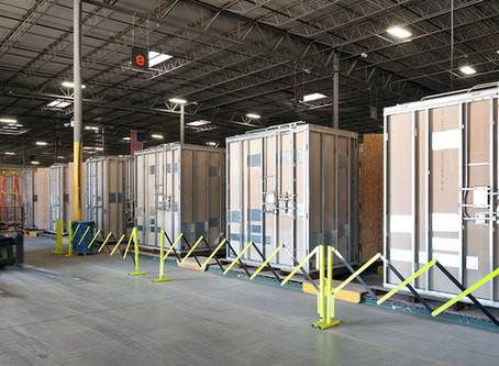 Building Pros Go Green with Modular Construction