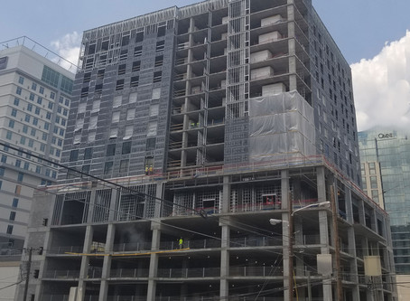 Project Profile – Nashville Holiday Inn Hotel and Suites