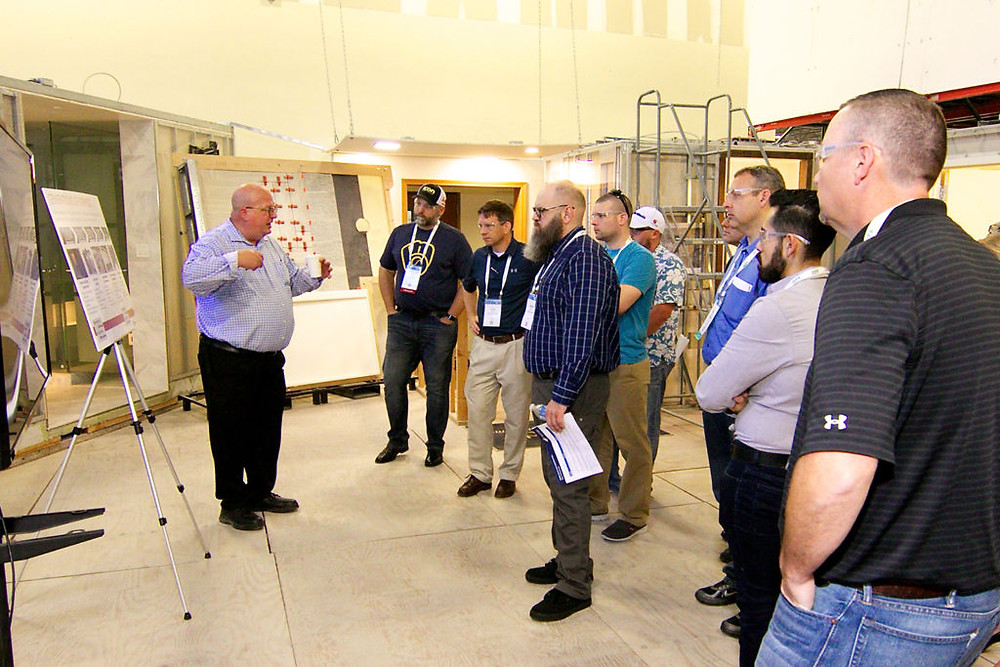 Lean construction institute Gemba Walk 2018