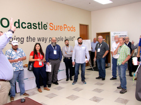 20th LCI Congress Gemba Walk at SurePods