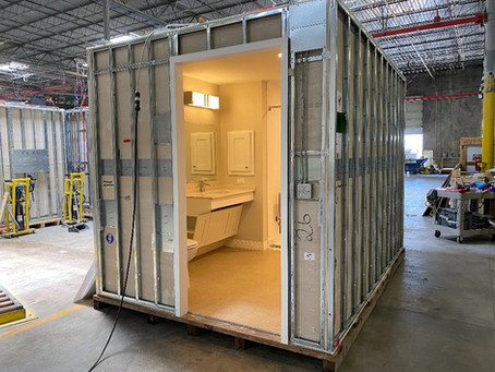 Construction Market Update: Modular Methods Going Mainstream