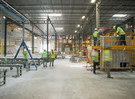 Why pre-fab construction? A smart solution for the skilled labor shortage