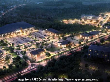 Apex Center Modus Operandi Includes Prefab Hotel Bathrooms