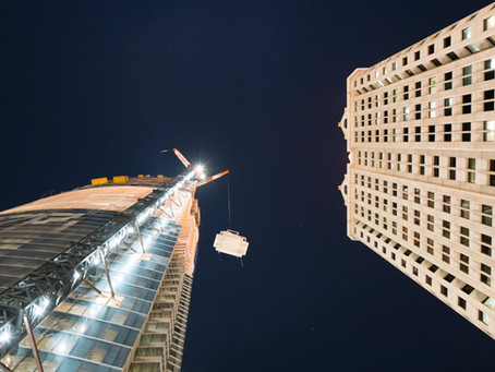 First Bathroom Flies at Grand Wilshire Hotel